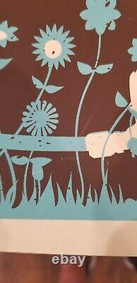 Dave Matthews Band Poster Noblesville, IN 2009 Numbered