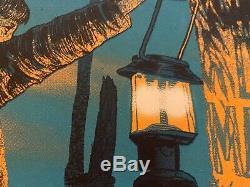 Dave Matthews Band Poster, Saratoga Springs, NY 5.30.14 SPAC