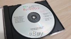 Dave Matthews Band Recently US Promo CD MEGA RARE cover-come tomorrow live trax