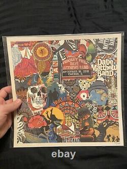 Dave Matthews Band Vinyl Box Set W POSTER! DMB25 MINT