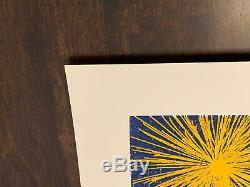 Dave Matthews Band poster Charleston SC 2008 AP Mint Rare signed 352/375