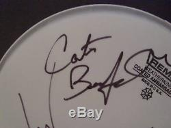Dave Matthews Band signed autograph COMPLETE Leroi Moore VERY RARE COA PROOF