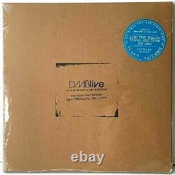 Dave Matthews DMB Live White Vinyl 180 gram 4 LP Record Album New Sealed