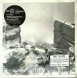 Dave Matthews Live At Red Rocks 8.15.95 in-shrink LP Vinyl Record Album / DMB