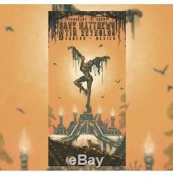 Dave Matthews Tim Reynolds Cancun Mexico Poster N2 Suburban Avenger Firedancer