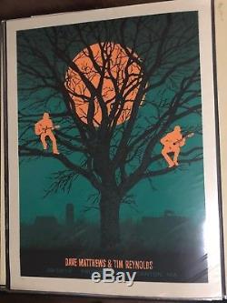 Dave Matthews & Tim Reynolds Poster