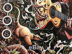 Dave Matthews & Tim Reynolds Poster N3 2019 Riviera Maya Mexico Tsang AP 2-17-19