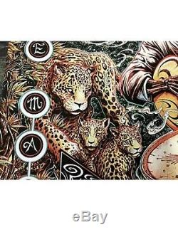 Dave Matthews Tim Reynolds Poster Night 3 2019 Riviera Maya Mexico Miles Tsang