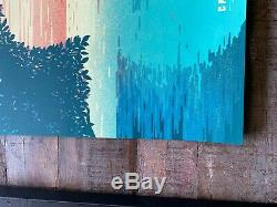 Dave Matthews and Tim Reynolds Poster 7/6/2016 CMAC Canadaigua, NY