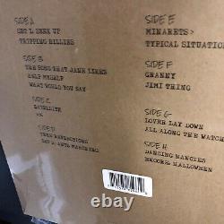 Dave matthews LIVE CHARLOTTESVILLE, VA 4 LP RSD colored WHITE vinyl box SEALED
