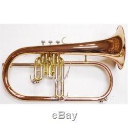 Dillon Flugelhorn Rose Brass