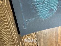 E. T. Art Print Movie Poster By Luke Martin Mondo Signed XX/100 DMB Pearl Jam