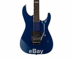 ESP LTD M-1 Custom'87 FR Dark Metallic Blue Used