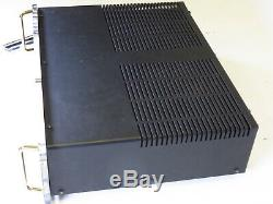 Electrocompaniet AW100 DMB Power Amplifier Broken, Damaged, Not working