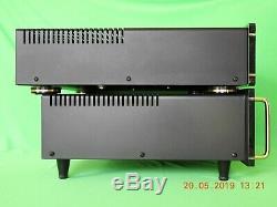 Electrocompaniet EC-4.7 Pre & AW-100DMB Fully Balanced PowerAmp. Valve like sound