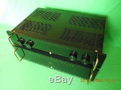 Electrocompaniet EC-4 Pre & AW-100DMB Fully Balanced PowerAmp. Valve like sound