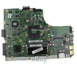 For ASUS K55 K55VD U57A Intel Laptop Motherboard s989 HM76 60-N8DMB1701-B04
