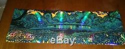 James Eads Venue Saratoga Performing Arts SPAC Variant PHISH DMB Rainbow foil