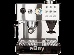 La Pavoni Domus Bar DMB Espressomaschine Edelstahl Sehr Guter Zustand
