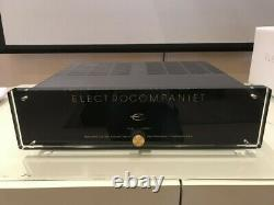 Power Amplifier Electrocompaniet AW120DMB Excellent condition