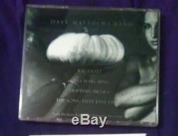 Pumpkin Recently rare 4 track promo 1993 Dave Matthews Band