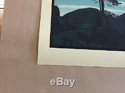 Rare Dave Matthews Band Poster 9/4/2013 Lake Tahoe Stateline Nv. Dino
