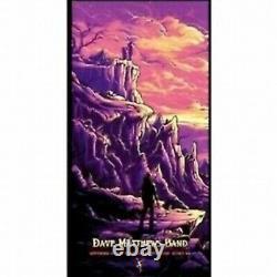 Set of 3 Dave Matthews Band Gorge Weekend Poster N1, N2 & N3 9/3-9/5 2021