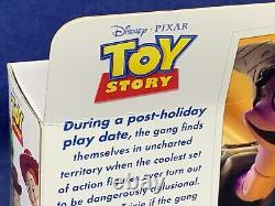 TOY STORY THAT TIME FORGOT 7 BUDDY PACK STYLE Mini Figures BATTLE ARMOR Cleric