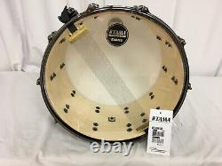 Tama Starclassic Maple 14 X 8 Snare Drum/Dark Mocha Burst/MAS148BN-DMB